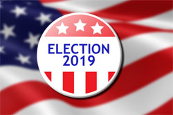 US mayoral elections November 2019