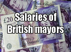 British mayors salaries