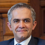 Miguel Mancera, Mayor, Mexico City