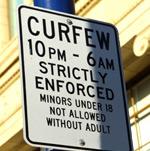 the child curfew debate Parenting law legal children - the child curfew debate.