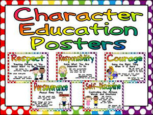 essay education character development