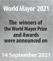 World Mayor coronavirus nominations
