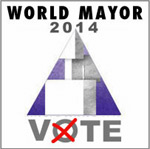 World Mayor 2014